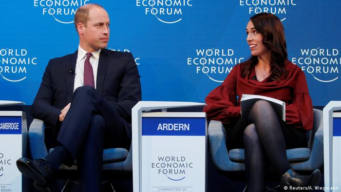 Insight Davos 2019 World Economic Forum (WEF) annual meeting (Reuters/A. Wiegmann)