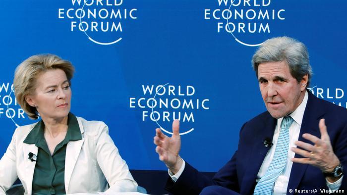Insight Davos 2019 World Economic Forum (WEF) annual meeting (Reuters/A. Wiegmann)