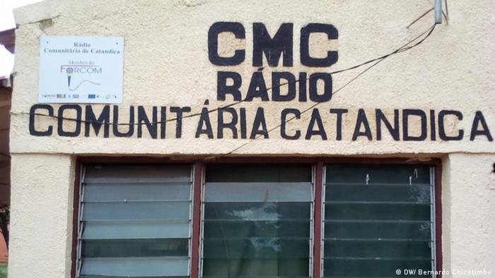 Gemeinschaftsradio Catandica, Mosambik