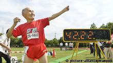 Japan 105-jähriger Miyazaki Rekord-Läufer gestorben