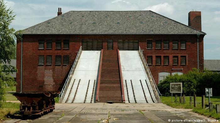 Były niemiecki obóz koncentracyjny Neuengamme