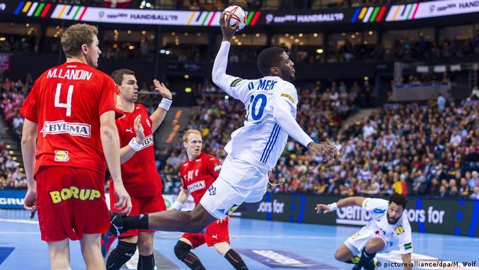 Deutschland   Handball WM   Frankreich - Dänemark