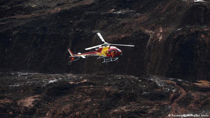 Brasilien l Schlammlawine nach Dammbruch (Reuters/Washington Alves)
