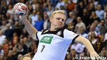 Deutschland | Handball WM | Deutschland - Norwegen l Patrick Wiencek