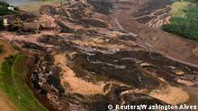 Brasilien l Schlammlawine nach Dammbruch