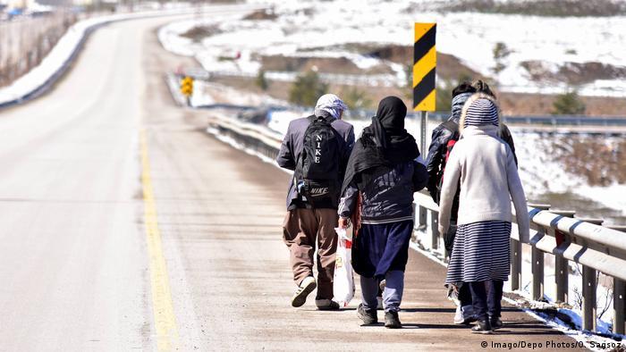 Türkei Migration l Flüchtlinge