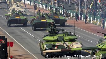 Indian Republic Day (picture-alliance/AP Photo/M. Swarup)