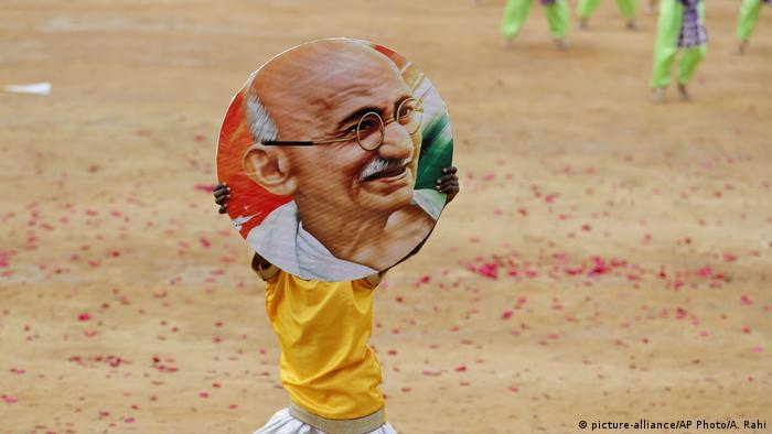 Indien Tag der Republik (picture-alliance/AP Photo/A. Rahi)