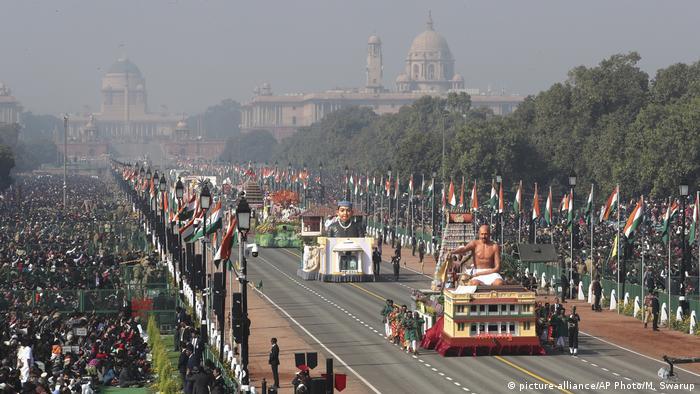 Indien Tag der Republik