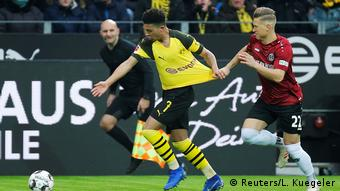 Fußball Bundesliga   19. Spieltag   Borussia Dortmund - Hannover 96