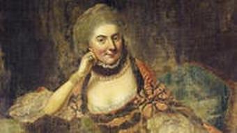 Герцогиня Анна Амалия(1739 - 1807)