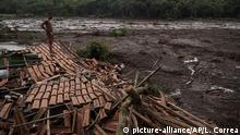 Brasilien, Brumadinho: Dammbruch