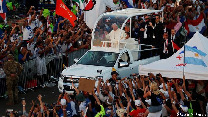 Papa u Panami