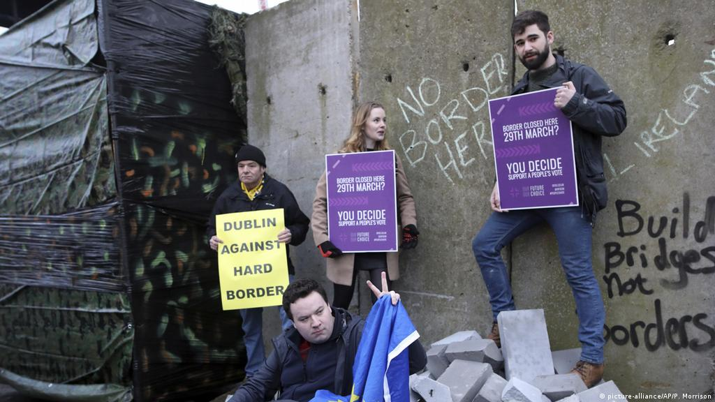 Brexit: Why is the Irish backstop so controversial? | Europe| News and  current affairs from around the continent | DW | 29.01.2019