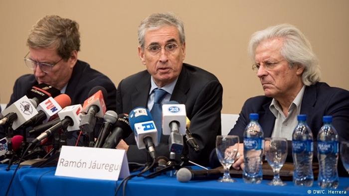 Nicaragua: Europaabgeordneten sprechen in Managua über die politische Lage