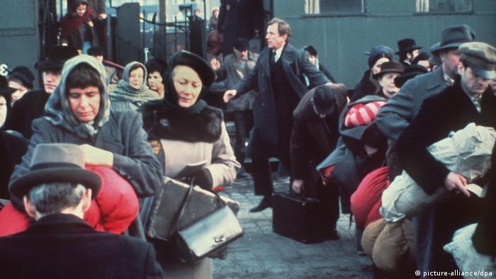 Szene aus der TV-Serie Holocaust