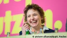 Deutschland | Europaparteitag der FDP | Generalsekretärin Nicola Beer