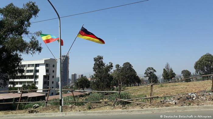 Bundespräsident Frank-Walter Steinmeier in Äthiopien