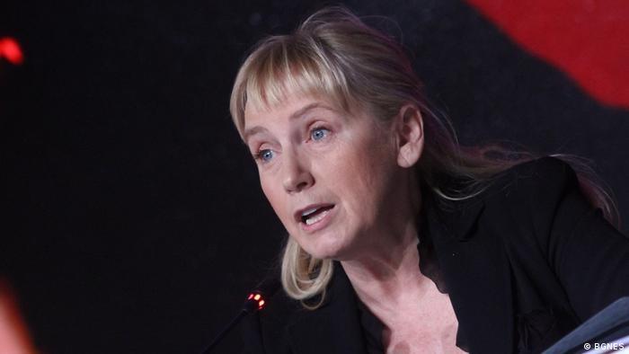 Елена Йончева, журналистка и евродепутатка
