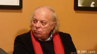 Italien Giorgio Trincas Schiffbau Experte