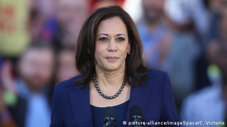 Kamala Harris (picture-alliance/imageSpace/C. Victorio)