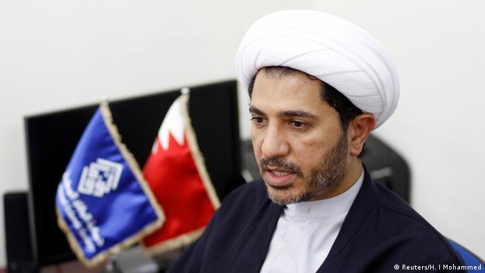 Ali Salman (Reuters/H. I Mohammed)