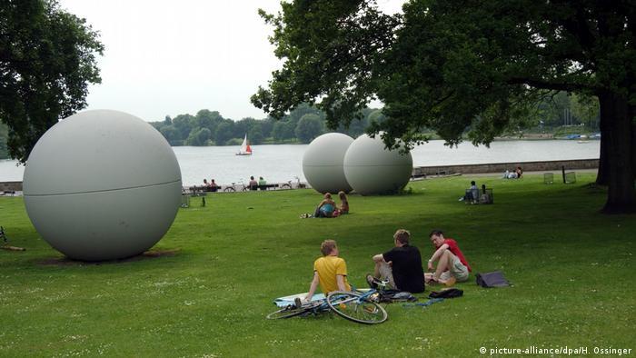 El arte gigante de Claes Oldenburg en Alemania | Todos los contenidos | DW  | 30.01.2019