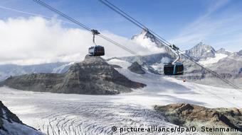 Zermatt's new cable car