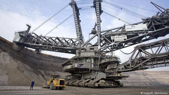 Deutschland RWE-Braunkohletagebau Garzweiler | Bagger 288