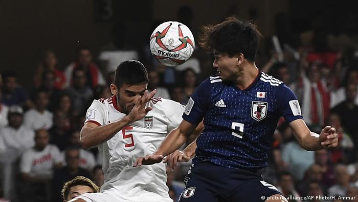 Fußball AFC Asian Cup Iran - Japan