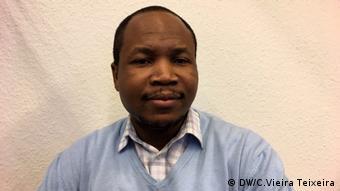 Samuel Kaninda, Regionalberater für Subsahara-Afrika von Transparency International in Berlin