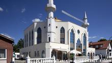 Salimya-Moschee der DITIB, Göttingen, Niedersachsen, Deutschland, Europa | Verwendung weltweit, Keine Weitergabe an Wiederverkäufer.