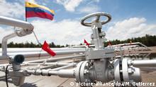 Venezuela, Morichal: USA erlassen Sanktionen gegen Venezuelas Ölsektor
