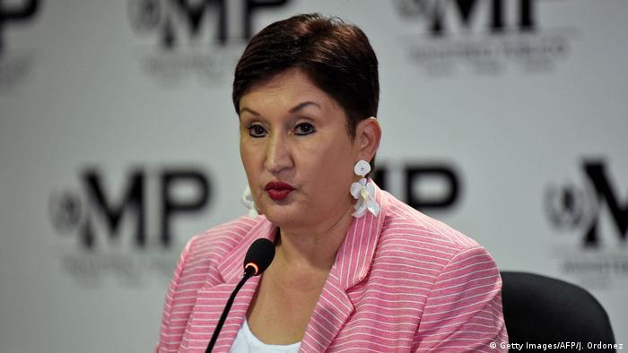 Ex-Generalstaatsanwältin Guatemalas erhält Asyl in den USA