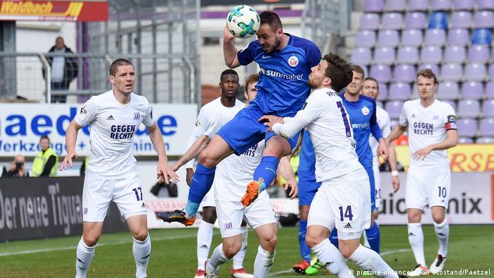 Fußball 3. Liga | VfL Osnabrück - Hansa Rostock
