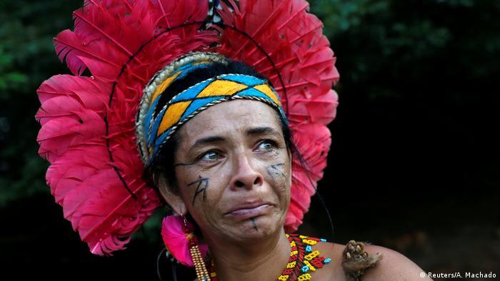 Bildergalerie Brasilien Dammbruch Brumadinho (Reuters/A. Machado)