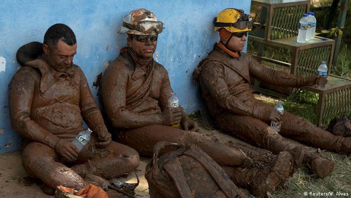 Bildergalerie Brasilien Dammbruch Brumadinho (Reuters/W. Alves)