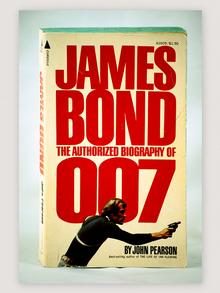 Cover of James Bond The Authorized biography of 007