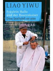Book cover of a German translation of one of Liao Yiwu's books