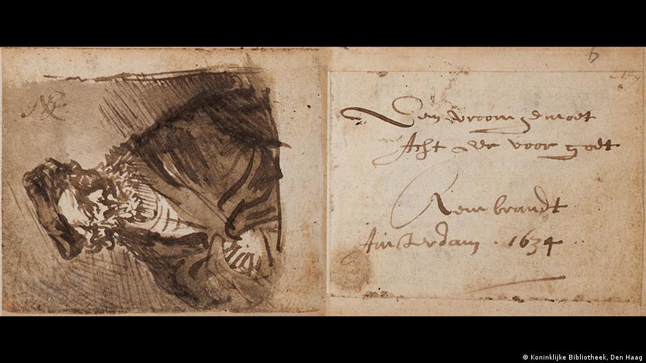 7b8fcc69cff Rembrandt′s social network, centuries before Facebook | Arts | DW |  01.02.2019