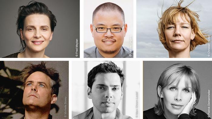 Seis pessoas do júri internacional da Berlinale 2019