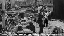 Großbritannien !969 | The Beatles' rooftop concert
