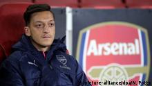 Fußball Europa League Mesut Özil