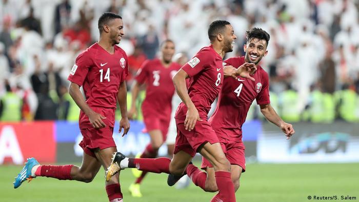 Fußball AFC Asian Cup Katar - VAE