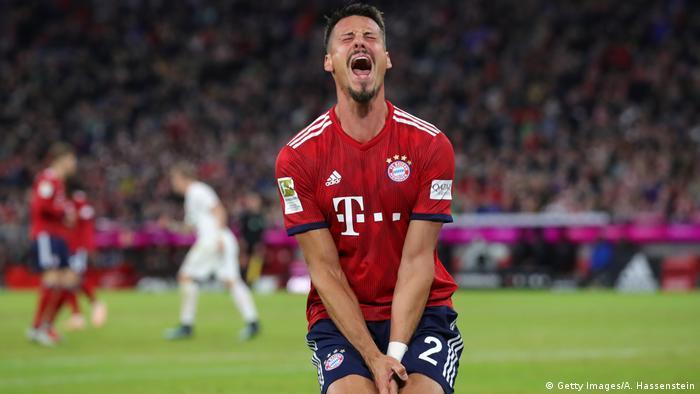 FC Bayern Münchenv FC Augsburg - Bundesliga (Getty Images/A. Hassenstein)