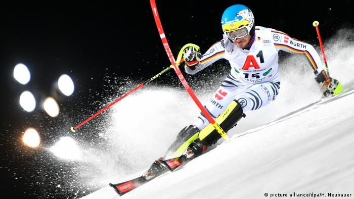 Österreich, Alpine Skiing World Cup in Schladming (picture alliance/dpa/H. Neubauer)