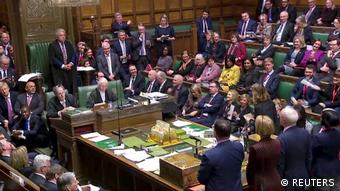 Το βρετανικό κοινοβούλιο συνεδριάζει για το Brexit