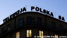 Polen Warschau TVP Hauptquartier
