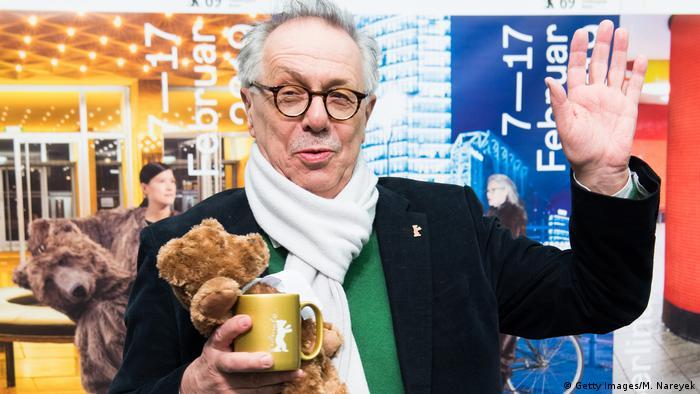 BDT 69. Pressekonferenz der Internationalen Filmfestspiele Berlinale (Getty Images/M. Nareyek)