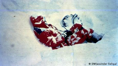 Mount Everest wird gesäubert (DW/Jasvinder Sehgal)